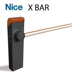 Nice X Bar Bariyer
